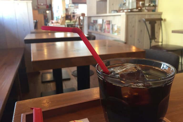 喫茶BeansePotの店内