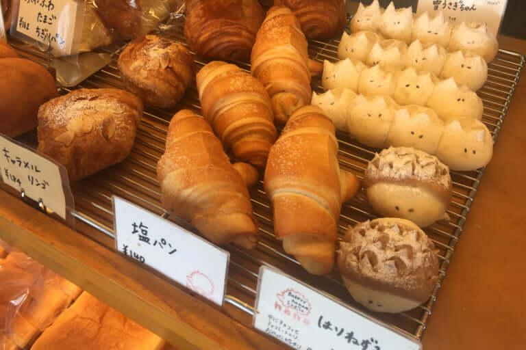 bakery hanaかわいいパン