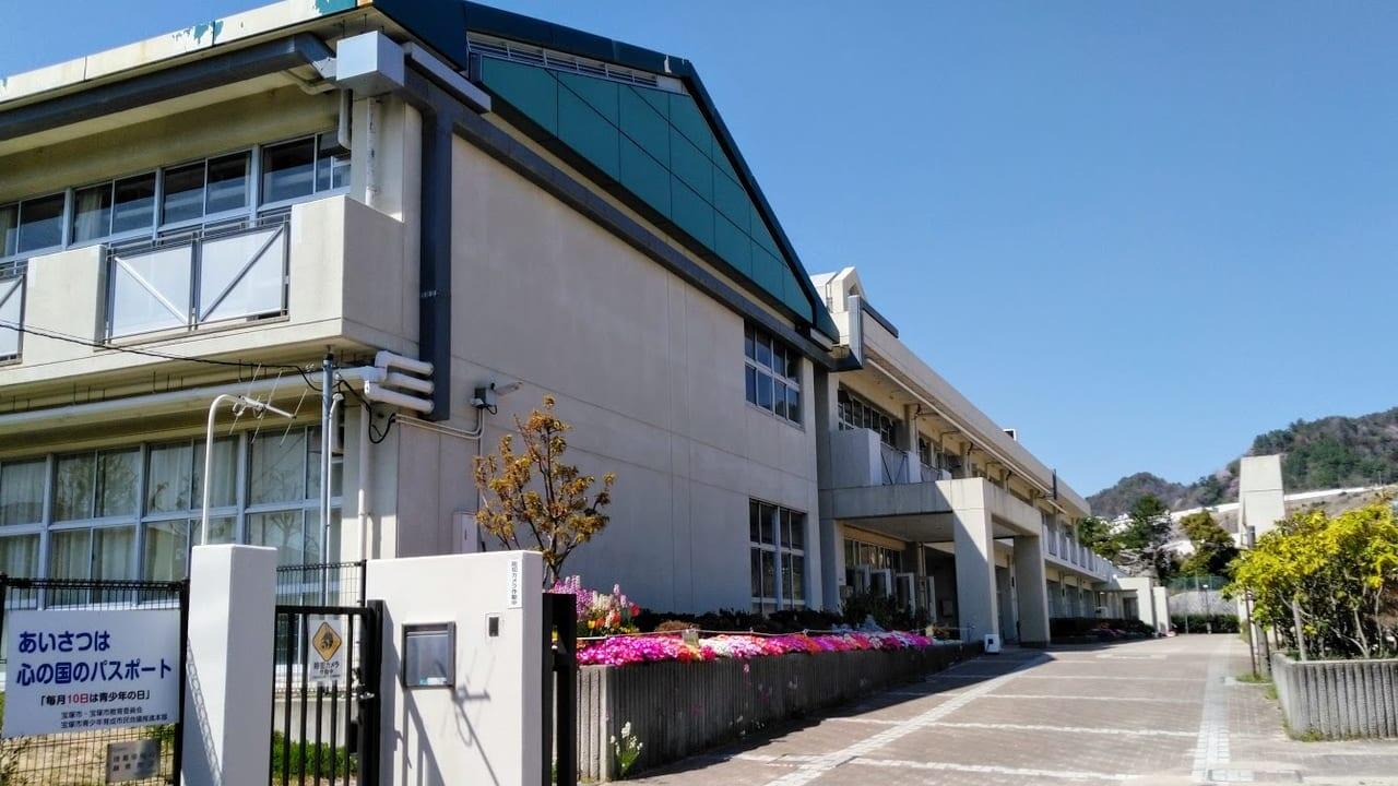 宝塚市立小中学校は6月から登校再開しました