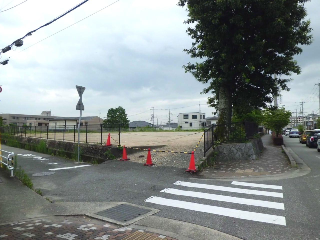 宝塚市社会福祉協議会跡地